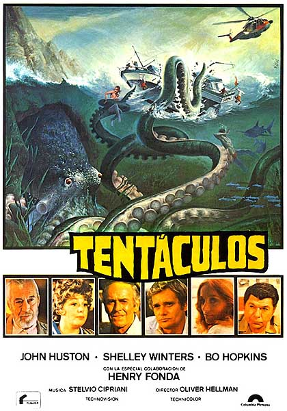 Tentaculos Tentacles