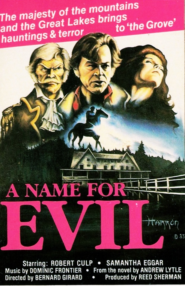 Name For Evil