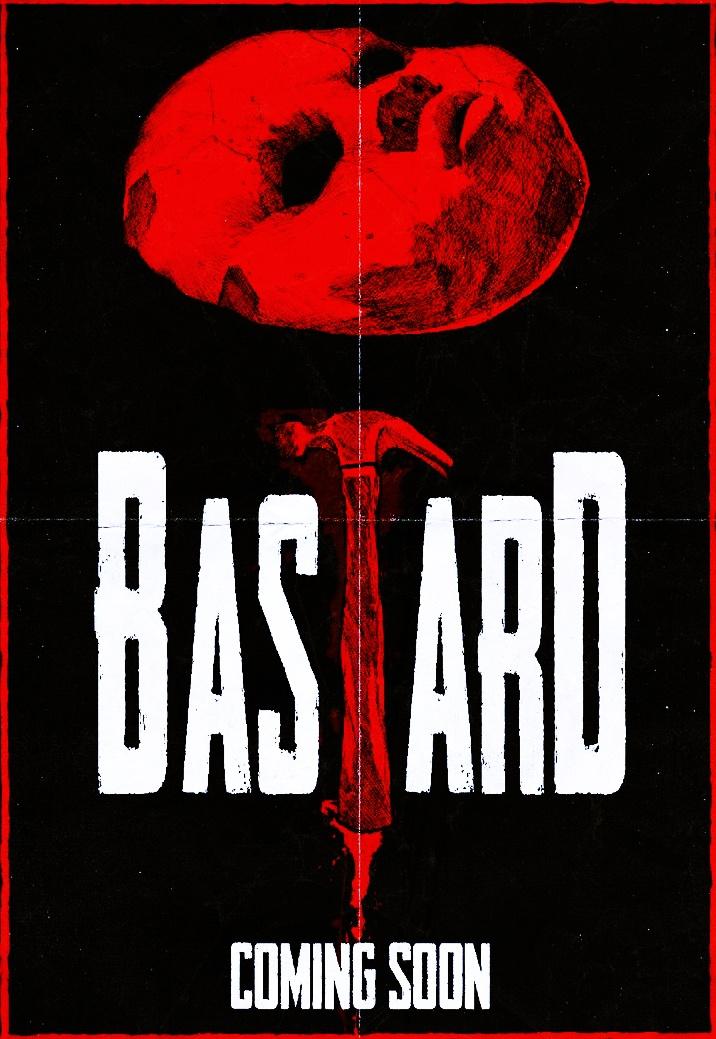 Bastard Retro Poster