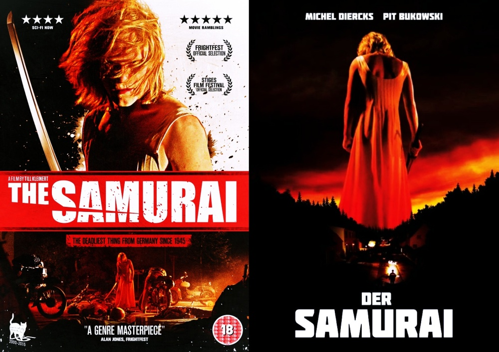 der samurai doble cartel
