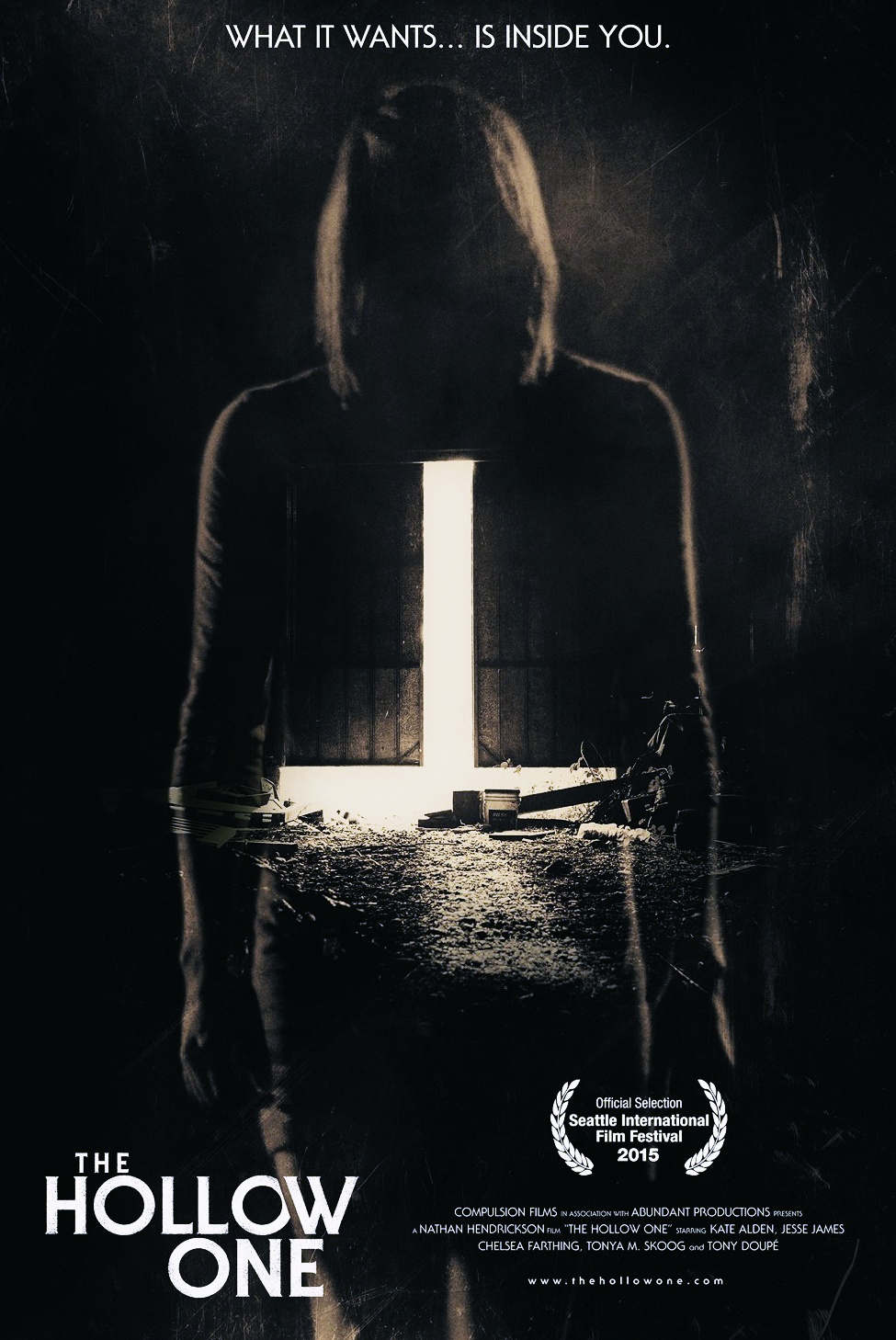 hollow one poster