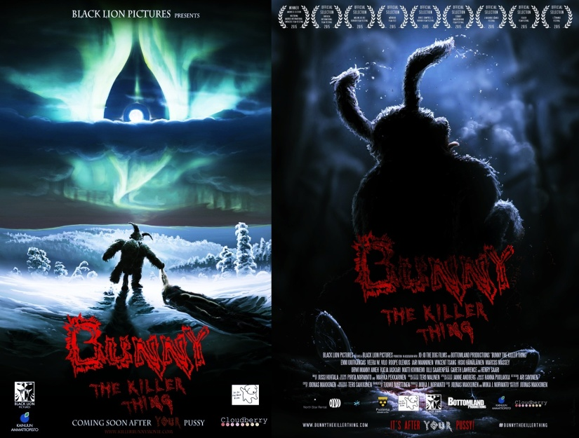 Bunny The Killer Thing Double Poster