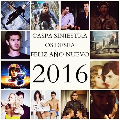 Caspa Feliz Año 2016