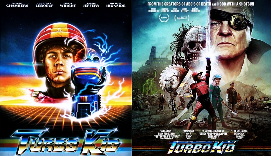 Turbo Kid Poster Double