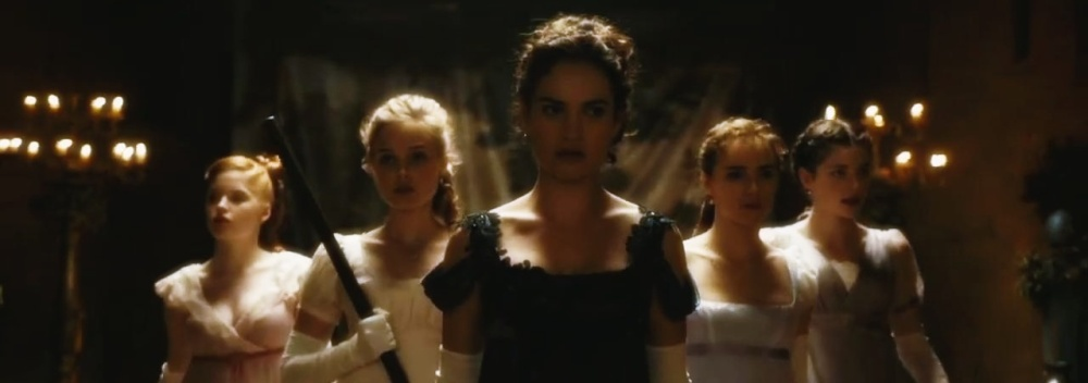 Pride Prejudice Zombies Still