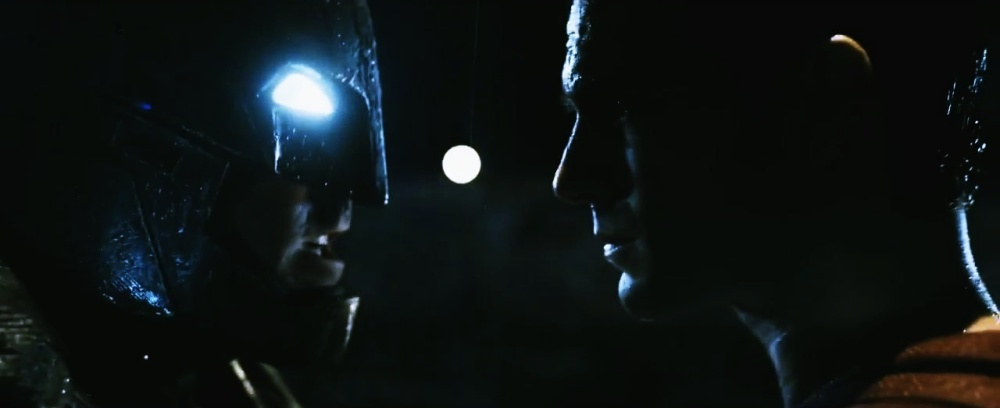 Batman v Superman Still