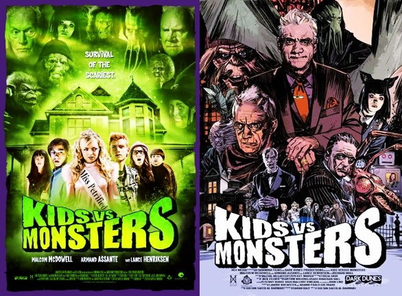 Kids Versus Monsters DF