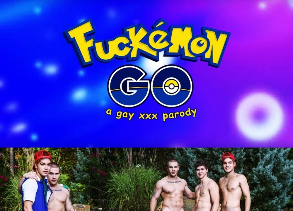 Fuckemon Go Banner