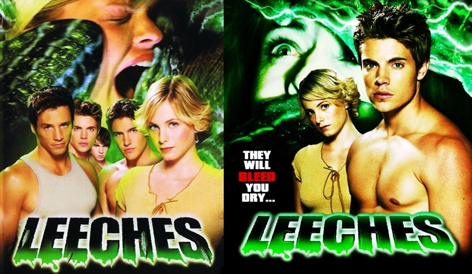 leeches double poster