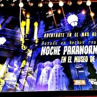 NOCHE PARANORMAL EN EL MUSEO DE CERA DE BARCELONA