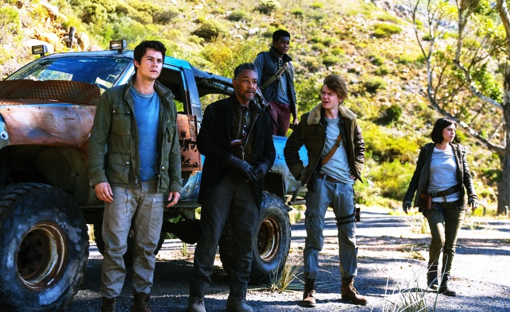 Maze Runner First Look