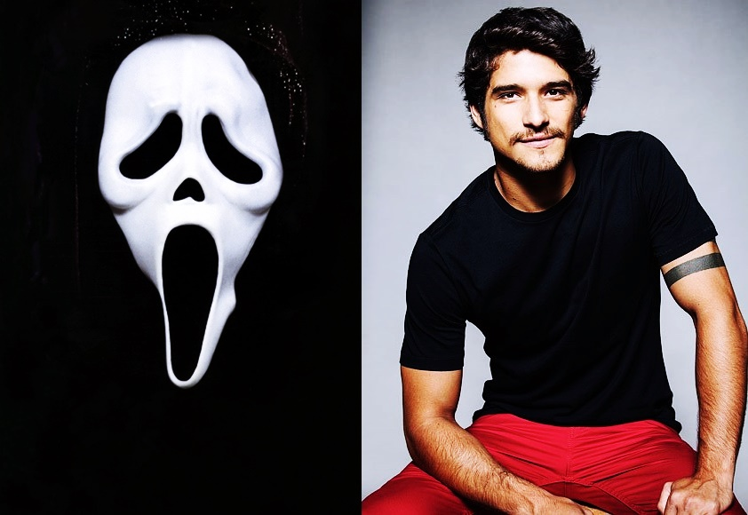 Tyler Posey joins Scream3