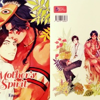 RESEÑA MANGA: MOTHER'S SPIRIT
