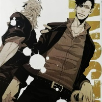 RESEÑA MANGA: GANGSTA. de KOHSKE