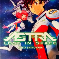 RESEÑA MANGA: ASTRA - LOST IN SPACE