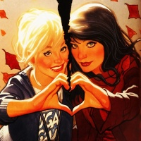 BETTY & VERÓNICA por ADAM HUGHES