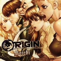 RESEÑA MANGA: ORIGIN VOL.6