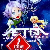 RESEÑA MANGA: ASTRA - LOST IN SPACE VOL.3