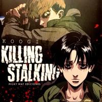 RESEÑA MANGA: KILLING STALKING de KOOGI