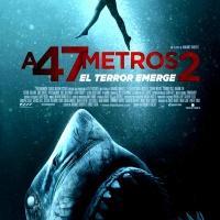 A 47 METROS 2: EL TERROR EMERGE (47 METERS DOWN: UNCAGED, 2019)