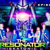RESONATOR 2 (THE RESONATOR: MISKATONIC U, 2021)